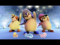 Po Pow Pay l Nursery Rhymes & Kids Songs
