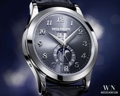 Introducing the Patek Philippe Annual Calendar reference 5396 2016 sees Patek Philippe celebrate the 20th anniversary of its iconic Annual Read more