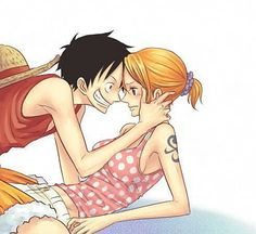 anime, luffy, and one piece image