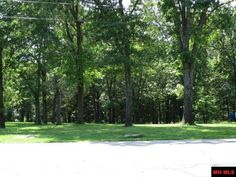 Northern Hills, .98 of an acre m/l, tree shaded, corner lot, perfect for your new home with all city utilities on paved road. Location, Location, Location. Priced to sell! in Mountain Home AR