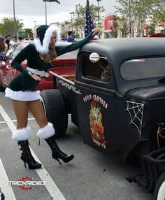 Hot Rods 603341681314641949 - hot rod hot rod girls style rockabilly Source by samiboxmail Rat Rod Trucks, Rat Rod Pickup, Old Trucks, Chevy Trucks, Pickup Trucks, Truck Drivers, Dually Trucks, Diesel Trucks, Semi Trucks