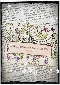 #Afrikaans #Jesaja #God #Bybel #Geloof Afrikaans, Journalling, Spirituality, Bullet Journal, God, Lebanon, Dios, Spiritual, Allah
