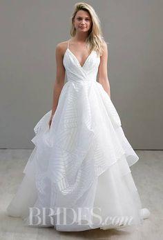 Hayley Paige Wedding Dresses - Spring 2016 - Bridal Runway Shows - Brides.com : Brides.com