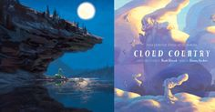 In case you missed it, I'll be in LA @gallerynucleus Saturday to talk The Good Dino art & Cloud Country.