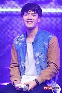 jackson wang smile <3