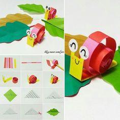 Kell hoznia egy konfetti csigák is félreteszi!  # Konfetti # Origami # csiga # levelek # papírvágási # Gyermek Művészeti # játszani Art # illusztráció # művészet # origami # kirigami # papercutting # paperartwork # childrensart # paperflower # csiga # fun # hobby # paperquilling # merített # papercraft # kidsart # kidscrafts #creativekids