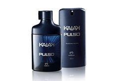 Vibrante, Kaiak Pulso combina ervas com notas de lima. Uma fragrância que move os homens e exala adrenalina. Neste conjunto, proteção e perfumação com a Colônia e o Desodorante spray da mesma fragrância, além de desconto especial.
