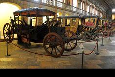 Museu Nacional dos Coches - Picadeiro Real do Palácio de Belém (© TSF/José Manuel Cabo)