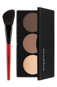 The best product to contour, bronze & highlight cheeks - all in one! - @Megan Lenahan