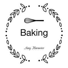 ♥ baking