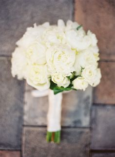 #peony, #bouquet Photography: Jessica Burke - jessicaburke.com Read More: http://www.stylemepretty.com/2014/01/02/romantic-diy-napa-valley-wedding-at-andretti-winery/