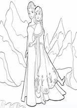 Tegninger Frozen4