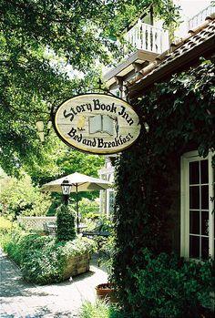 Story Book Inn: Solvang, California Copyright: Terez Anon