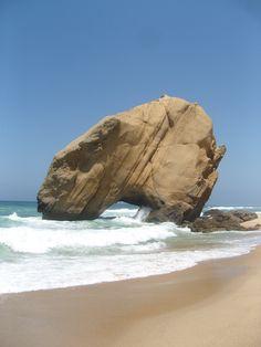 Santa Cruz beach - Torres Vedras. Portugal.