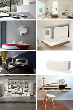 Up In The Air - Floating Furniture