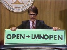 """LMNOpen the door"" ~ The Decabet: Dan Aykroyd"