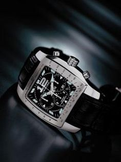 Chopard Tycoon Chronograph Watch. Available at London Jewelers!