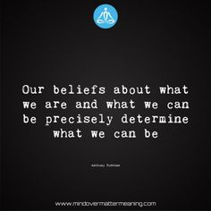 Positive quotes for work - Anthony Robbins