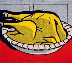 Roy Lichtenstein, Turkey, 1961