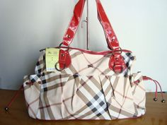 Burberry Handbags New 004 $35.99