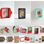 Reusing match boxes | ecogreenlove - - Matchbox Frame DIY
