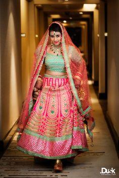 Delhi NCR weddings | Vaibhav & Ashna wedding story | WedMeGood