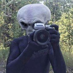 Arte Alien, Alien Art, Aliens And Ufos, Ancient Aliens, Trippy Painting, Alien Races, Crop Circles, Film, Spaceship