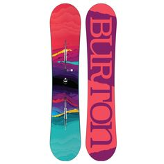 Buy Burton Feelgood Flying V 2018 Snowboard All Sizes with great prices, Free Delivery* & Free Returns at surfdome.com.