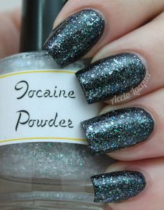 Accio Lacquer: LynBDesigns Iocaine Powder