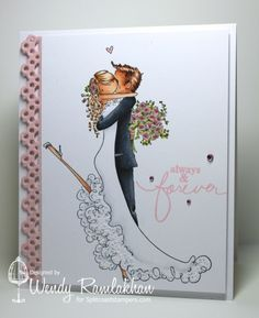 Stamping Bella Uptown Girls - Brigitte The Bride - Google Search