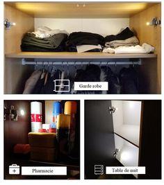 Vision Horizontal Blinds - OFF - Buy Today - Goolemoo Store Led Closet Light, Closet Lighting, Stores Horizontaux, Bali, Horizontal Blinds, Bathroom Rack, Corner Shelves, Storage Rack, Home Decor Furniture