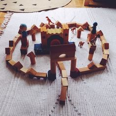 #wooden #village ☺️❤️ thank you @nynneetliloujos for the picture  #woodenstory #woodenblocks #woodentoy #handcrafted #ecotoy