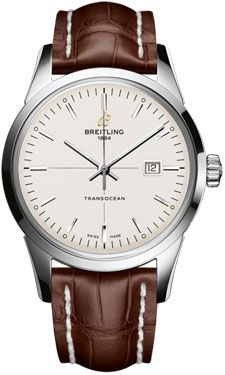 Breitling Transocean Stainless