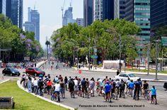 Perspectivas de un domingo sobre ruedas... A sunday over wheels...