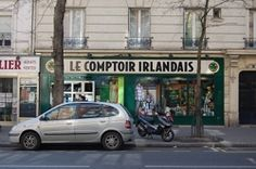 Le Comptoir Irlandais: Where to go for Irish groceries and other Anglo-Saxon needs.