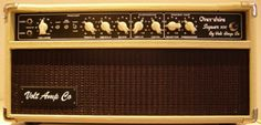 Volt Amp Co Over-drive Super RR front blonde http://www.besteno.com/questions/what-are-the-best-guitar-amplifiers-from-united-kingdom