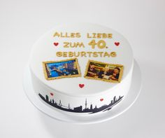 Hamburg LOVE Birthday Cake, Desserts, Food, Wedding Pie Table, Hamburg, Birthday, Tailgate Desserts, Birthday Cakes, Meal