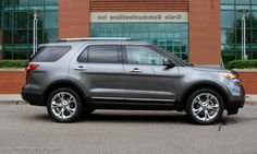 ford explorer   2014 Ford Explorer Limited Price