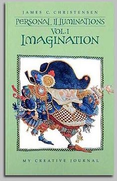 """""""If life is a journey, what kind of boat are you in?"""" James C. Christensen - IMAGINATION JOURNAL VOL I"""