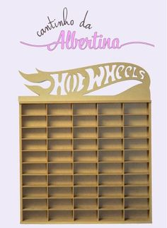 Hot Wheels Storage, Hot Wheels Display, Car Storage, Race Car Toddler Bed, Cnc Wood, Scrap Wood Projects, Wainscoting, Toy Boxes, Display Shelves