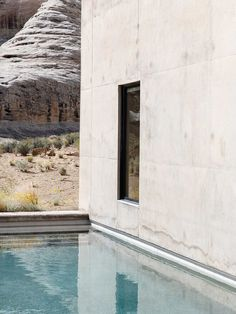 AMANGIRI - CANYON POINT, UTAH Amangiri is a remote hideaway tucked within the luminous canyons of the American Southwest. Located in a protected valley with sweeping views, the resort offers both adrenaline-fuelled adventure and a peaceful retreat