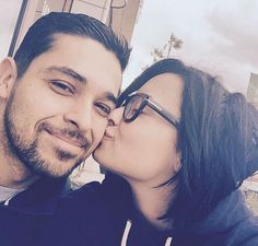 Demi and Wilmer, November 20th 2015