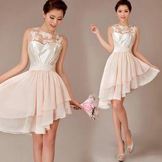 Vestido para boda del civil