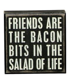 LOL. Everything on the internet always comes back to bacon doesn't it