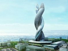 Amazing Building Concept Design The Kuwait Cobra Burj Kobra with ...