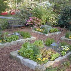 Atlanta Home vegetable garden Design Ideas, Pictures, Remodel and Decor