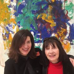 Sfmoma with daughter Julie