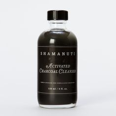 Utilizing the remarkable properties of activated charcoal, this natural skin cleanser neutralizes acidity and absorbs impurities while gently exfoliating with maple extract. Also an excellent shaving cream and body wash, this versatile cleanser is suitable for even sensitive skin.    - Key Ingredients: water, Roman chamomile, Rooibos tea, organic bilberry, organic sugar maple, cranberry, activated charcoal  - Chemical free  - Shake if settled