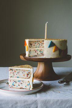 funfetti cake | my name is yeh