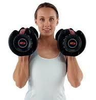 the major benefit towards purchasing the Ironmaster 45 pound Quick-Lock Adjustable #DumbbellSet is the added lifetime warranty which sweetens the deal when compared to what other product makers have to offer.